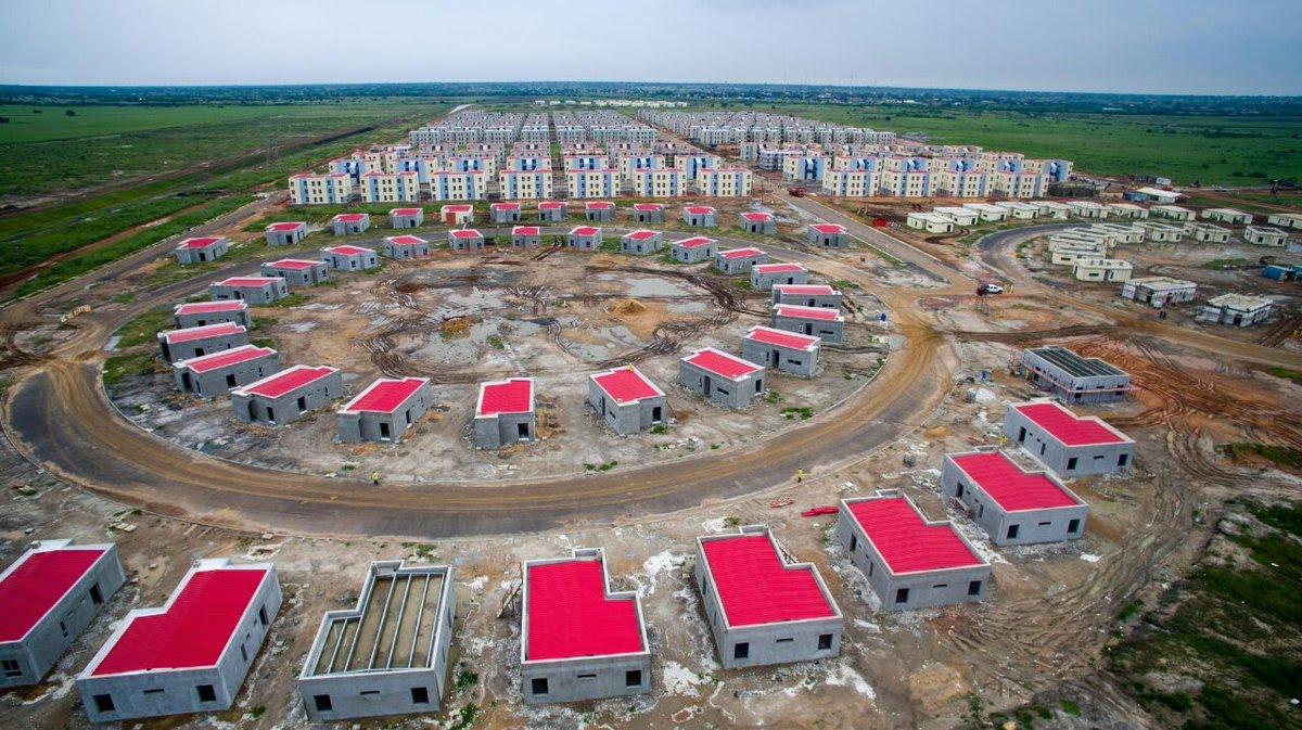 saglemi affordable housing project